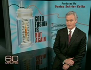 Cold Fusion On CBC 60 Minutes