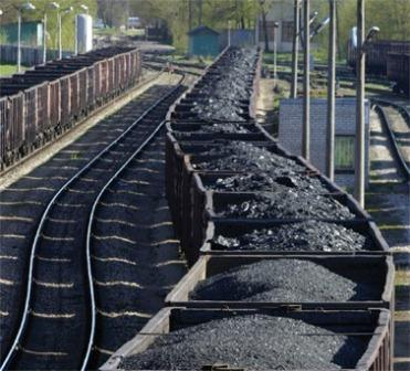 Coal trains lose to new energy